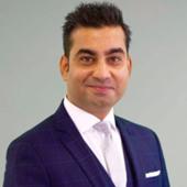 Zohaib Razvi | Colliers | London - West End